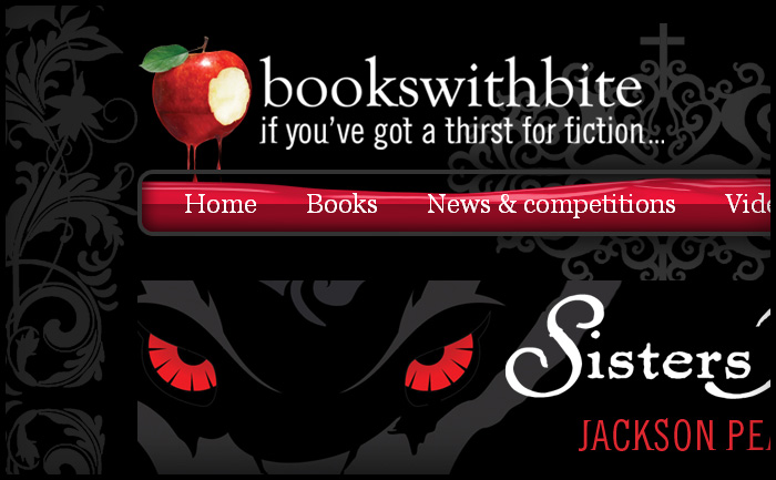 Books With Bite Logo