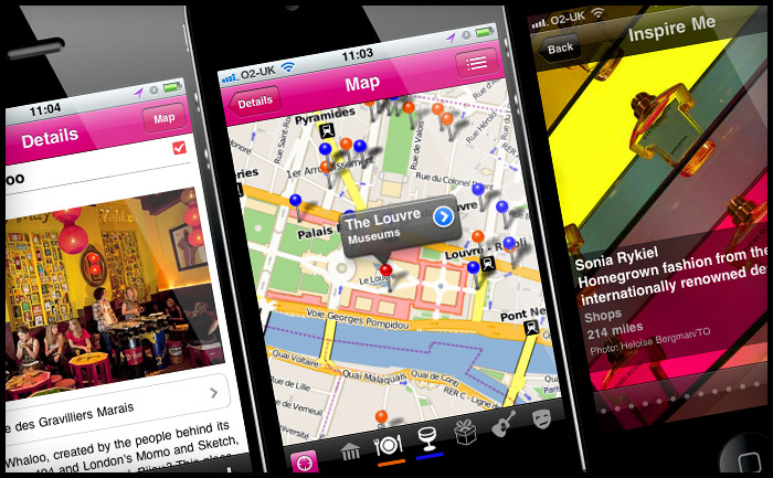 Time Out Travel Guide iPhone apps