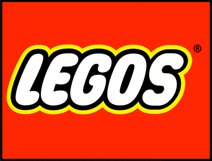 Legos logo for Amercians