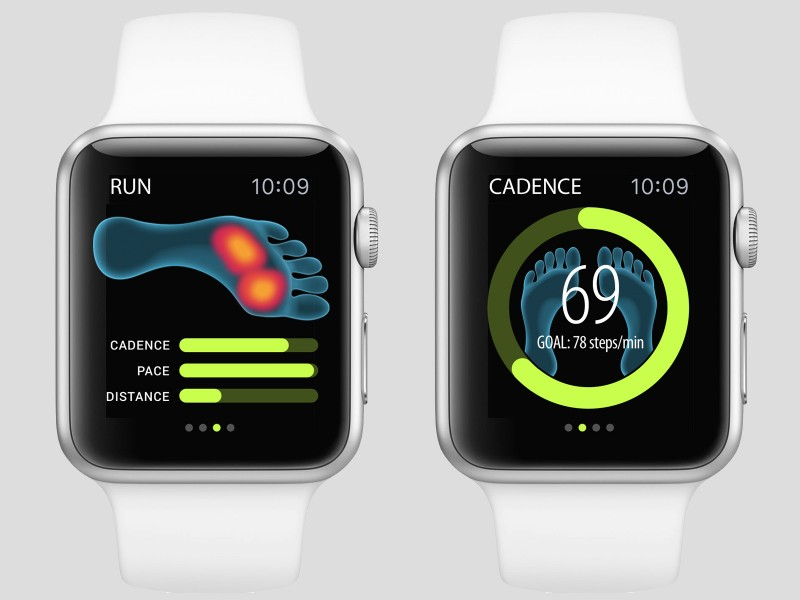Apple Watch app designer