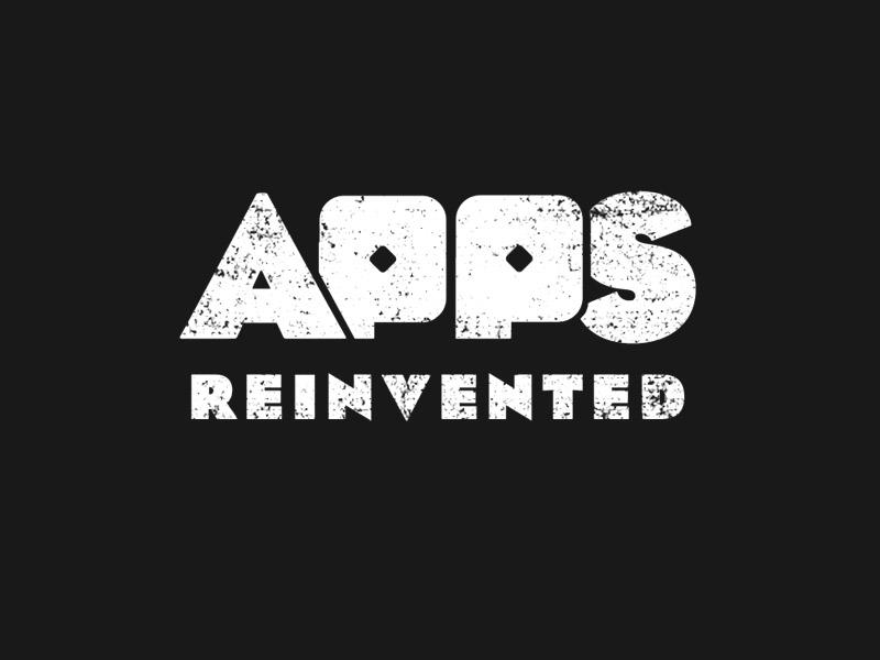 Logo designer for Apps Reinvented